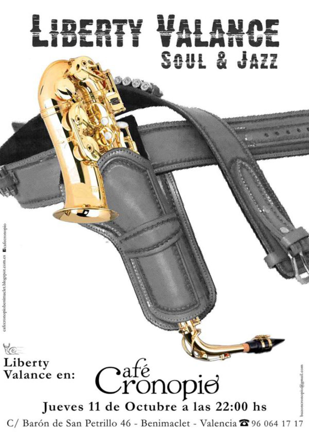 Cronopio Liberty